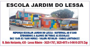 ESCOLA JARDIM DO LESSA