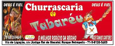 CHURRASCARIA TABAREU