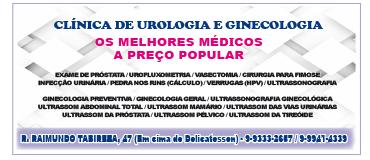 Urologista e Ginecologista