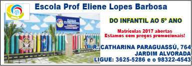 Escola Professora-Eliene Lopes Barbosa