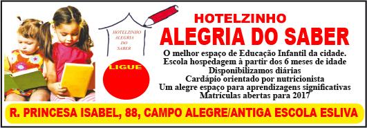 Hotelzinho Alegria do Saber