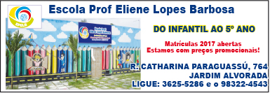 Escola Professora Eliene Lopes Barbosa